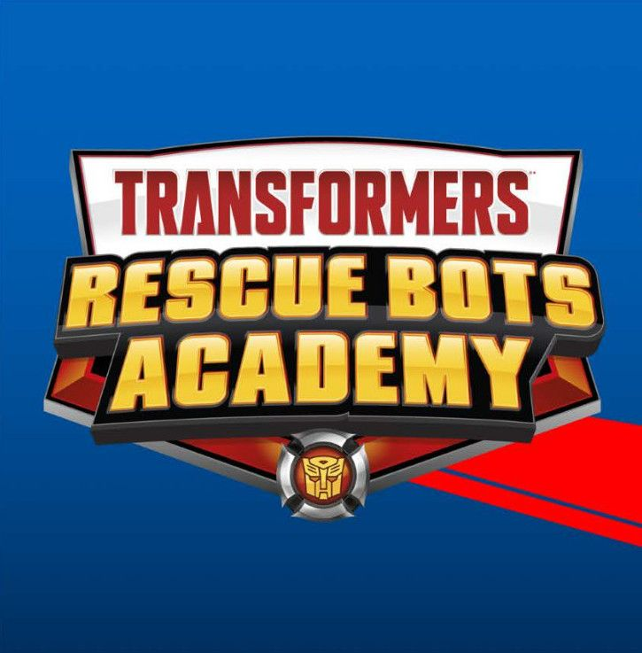 New Logo For Transformers Rescue Bots Academy Series Rescue Bots Transformers Rescue Bots Transformers