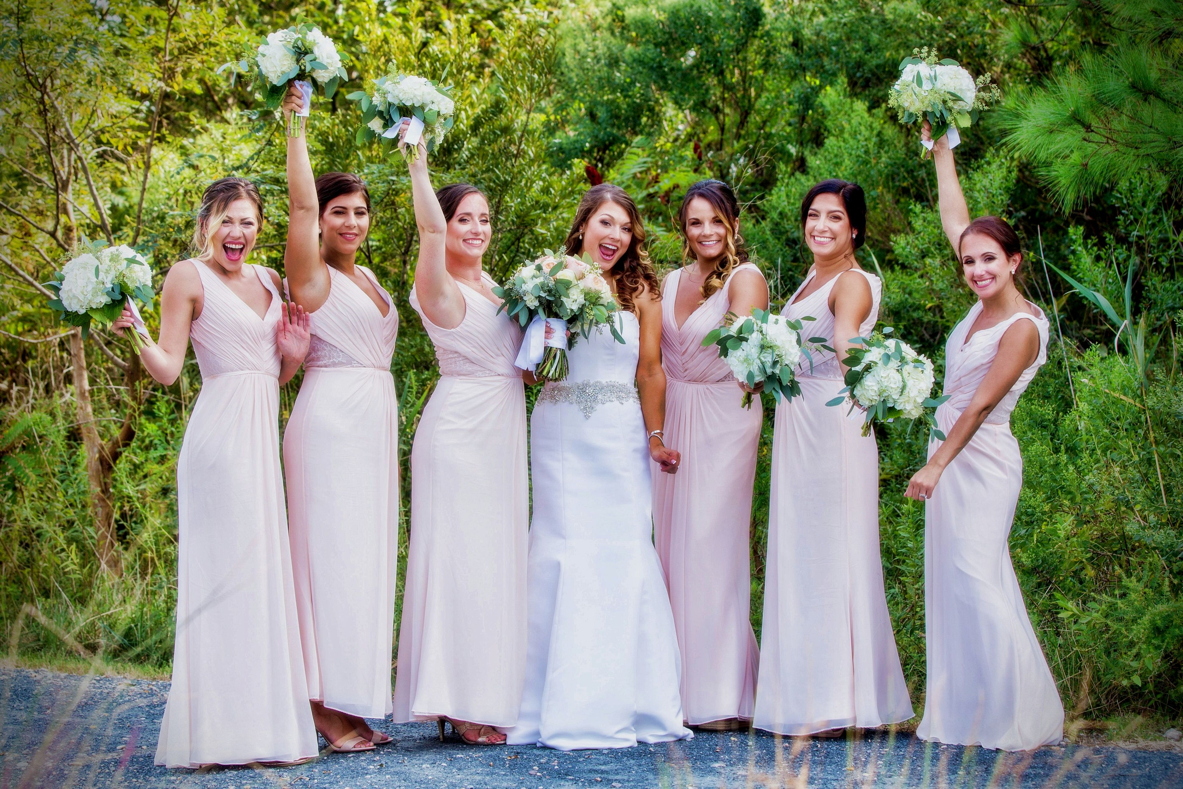 Bridesmaid Dresses For Style Conscious Attendants