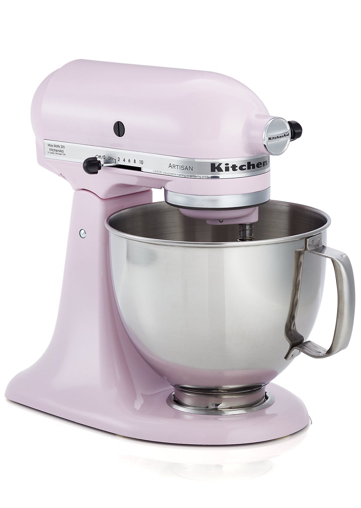 Wedding Registry Item of the Week | KitchenAid ® Artisan Pink ...