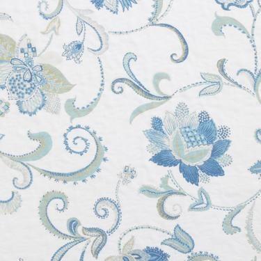 Spotlight Kahlea Fabric Blue 145 Cm Spotlight Australia Fabric Curtains With Blinds Curtain Fabric