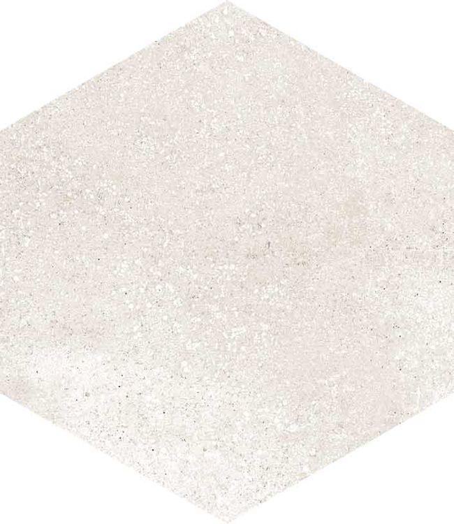 Hex gono rift crema 23x26 6cm pavimento porcel nico for Carrelage 32x32
