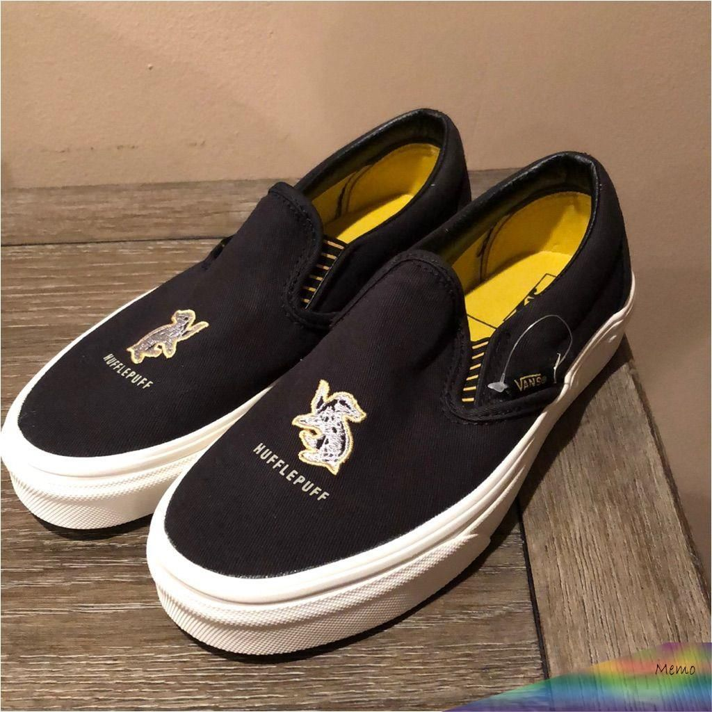 Dec 18 2019 Vans Shoes Womens Harry Potter Hufflepuff Vans Size 6 New Color Yellow Black Size 6 In 2020