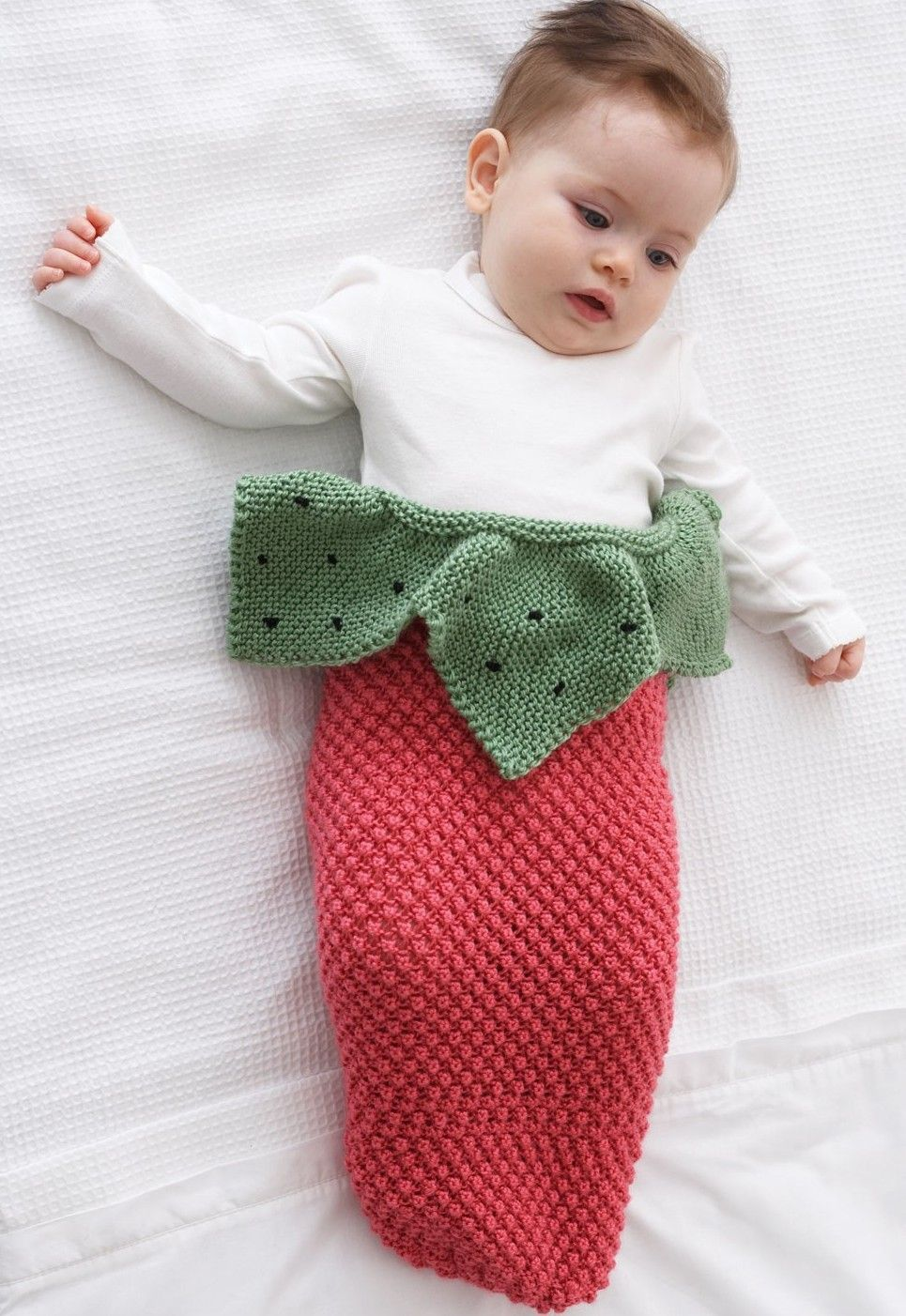 Baby Cocoon, Snuggly, Sleep Sack, Wrap Knitting Patterns | Baby ...