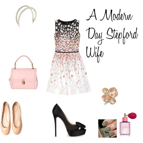 A Modern Day Stepford Wife by lpstyle on Polyvore Style Looks I