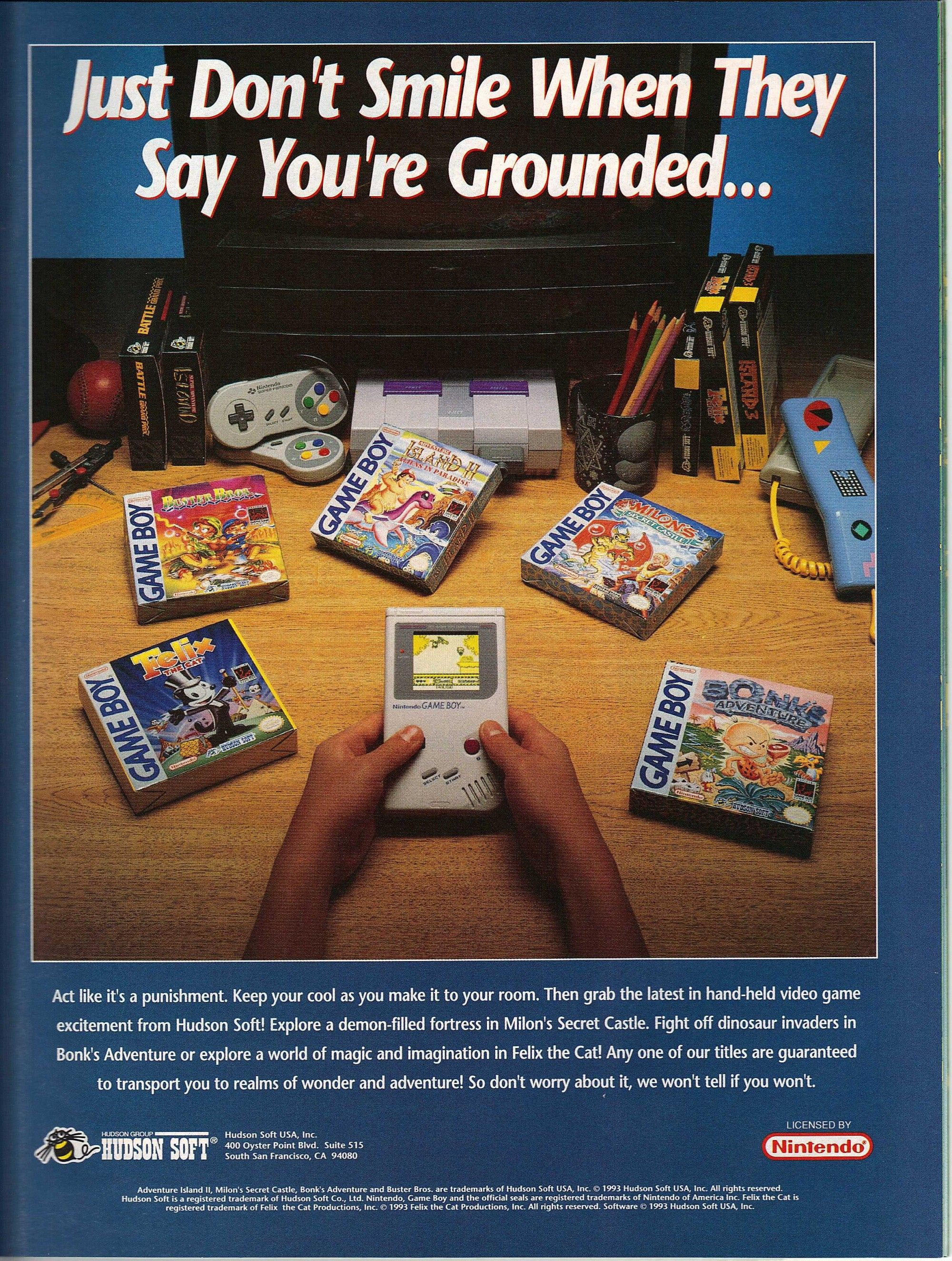 the Horde 3do | Grounded Nintendo (Advertisement) | My