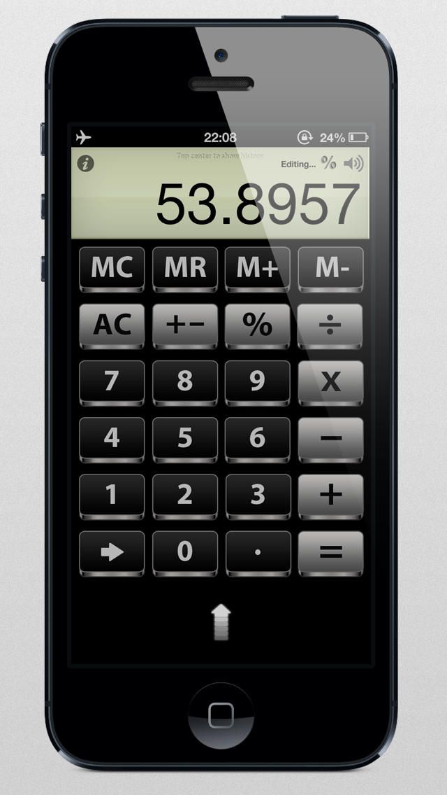 Calculator The Simplest Useful And