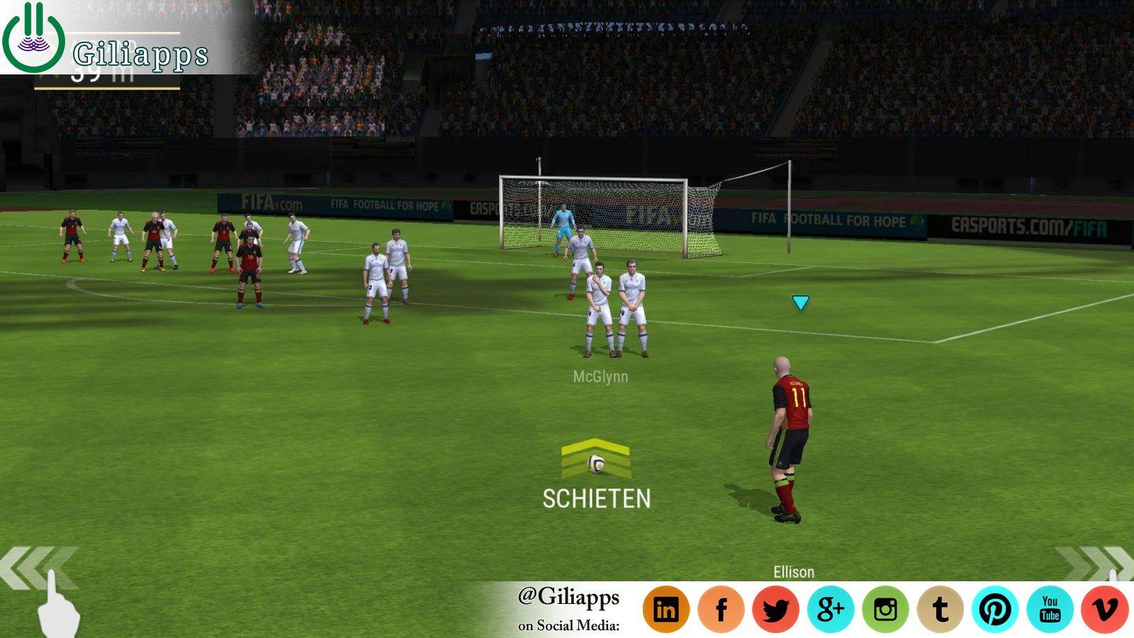 FIFA Soccer for mobile Fifa, Video game news, Mobile