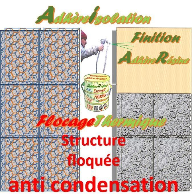 Nouveau système innovant de la marque \ - condensation dans la maison