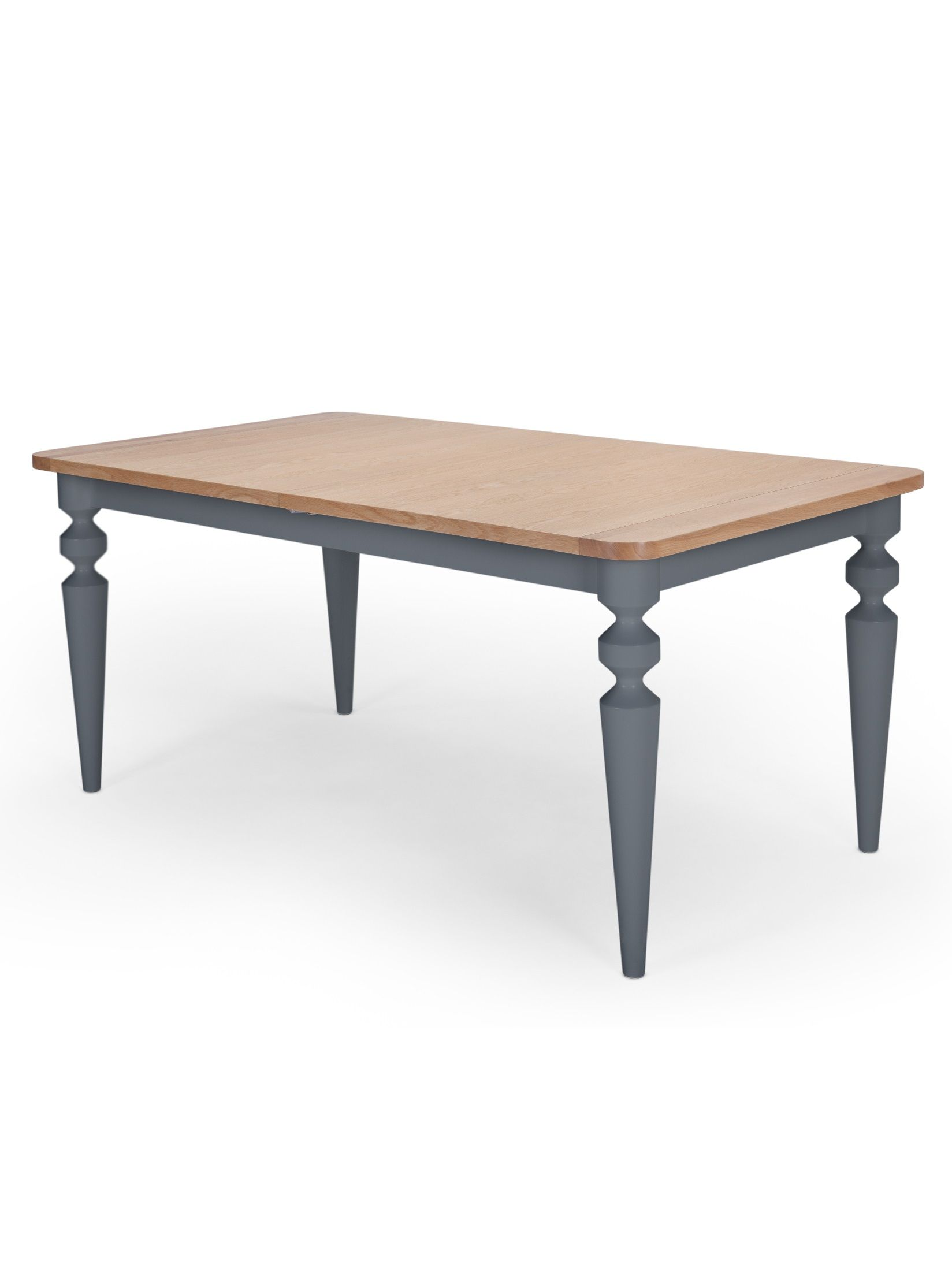 Betty extending dining table oak and grey gray lounge ideas betty dining table in oak and grey 599 made geotapseo Images
