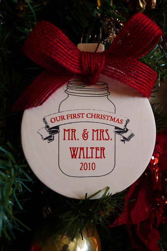 I just got this for preston and ambers 1st married christmas! Just ...