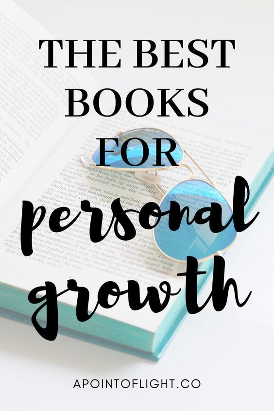 The 9 Best Personal Growth Books for Women - A Point of Light