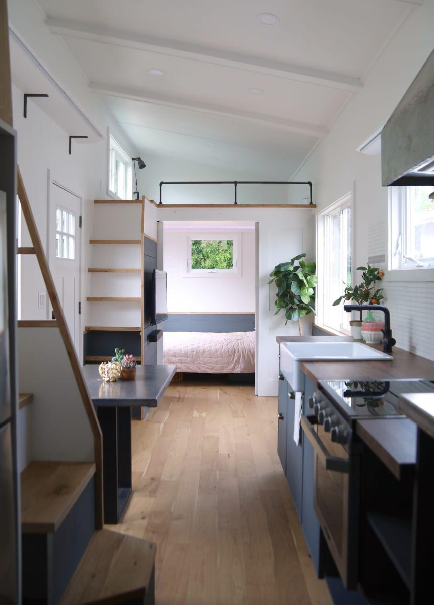 31' legacy  downstairs bedroom  2 lofts  tiny house
