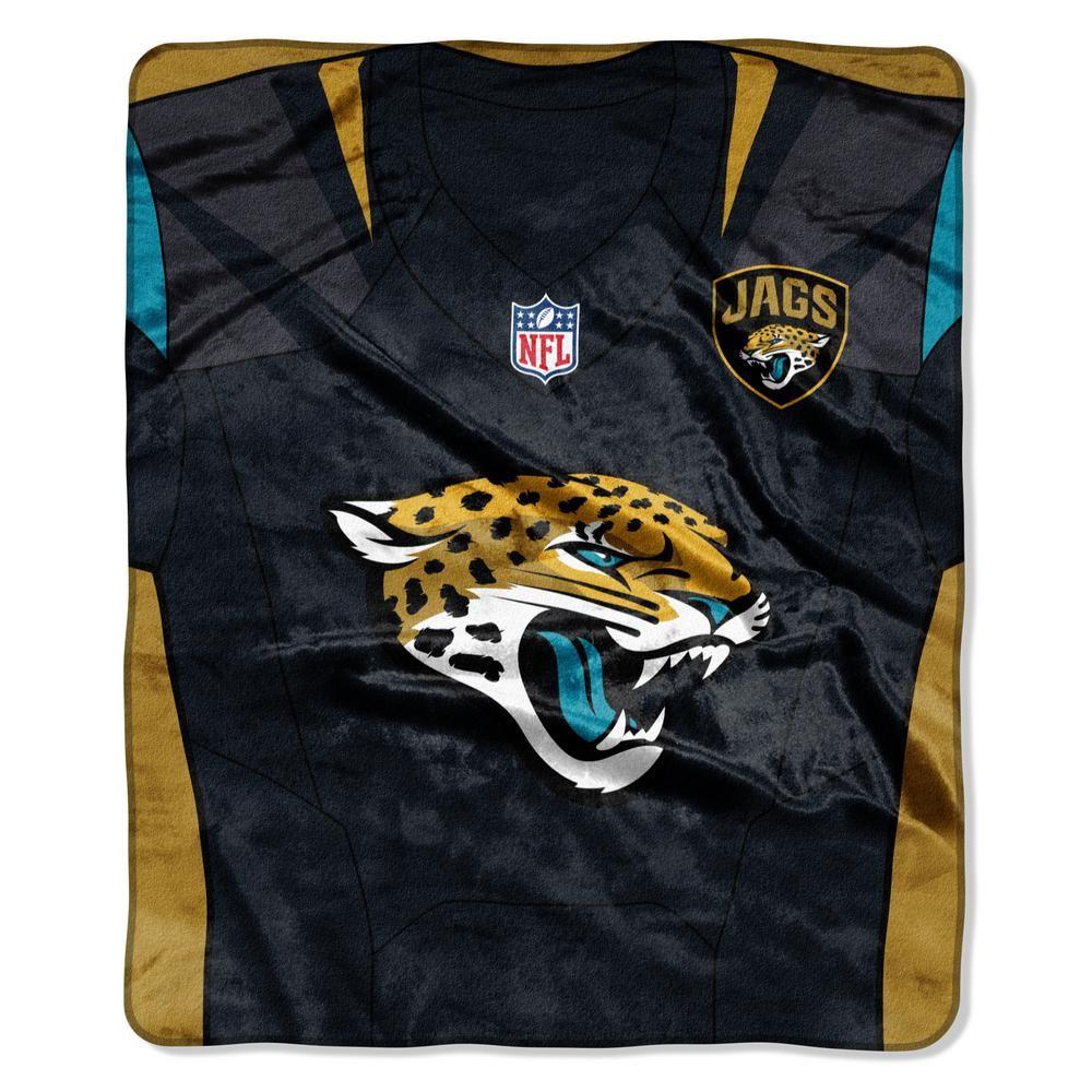 Jacksonville Jaguars Polyester Throw Blanket 1nfl070800014ret Jaguars Jersey Jacksonville Jaguars Jacksonville Jaguars Jersey