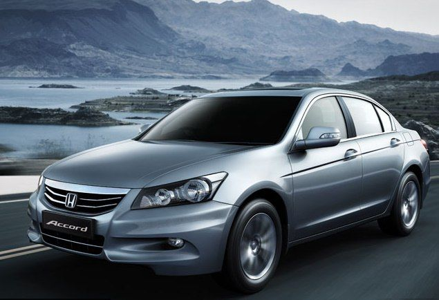 Honda Accord Official Site