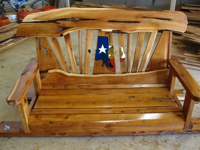 Pin By The Old Cedar Post On Rustic Cedar Porch Swings