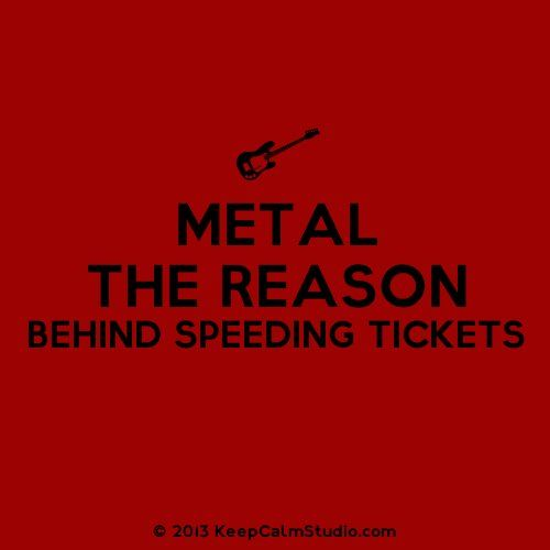 the reason behind speeding tickets. #musichumor http://www.pinterest.com/TheHitman14/music-humor-%2B/