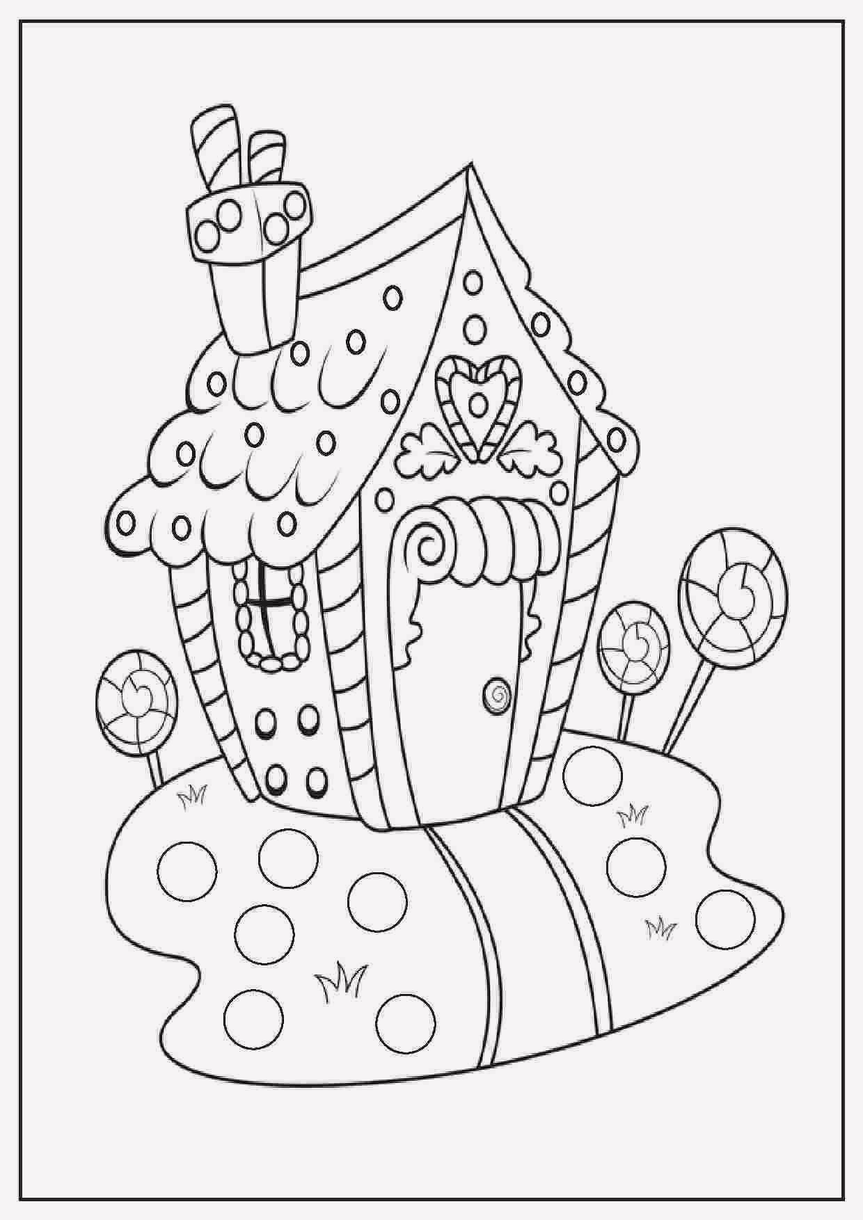 16 Printable Coloring Pages For Preschoolers Free In