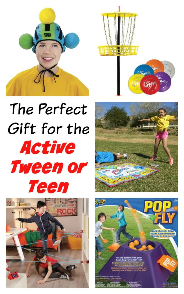 The Perfect Gift for the Active Tween or Teen in your life.