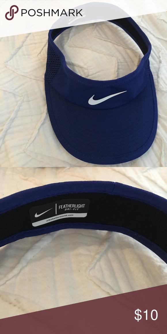 Nike Dri-Fit Visor(Midnight Blue) BRAND NEW 3a7a3f370f8