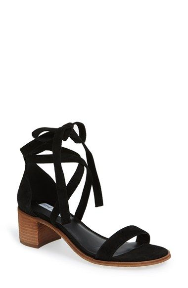b823c9c5b75 Steve Madden  Rizzaa  Ankle Strap Sandal (Women)