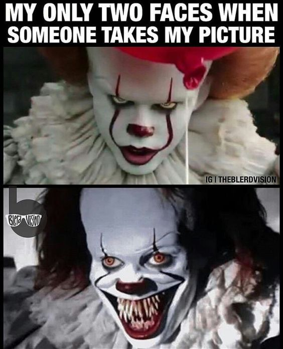 Horror Meme Memes In 2019 Movies Funny