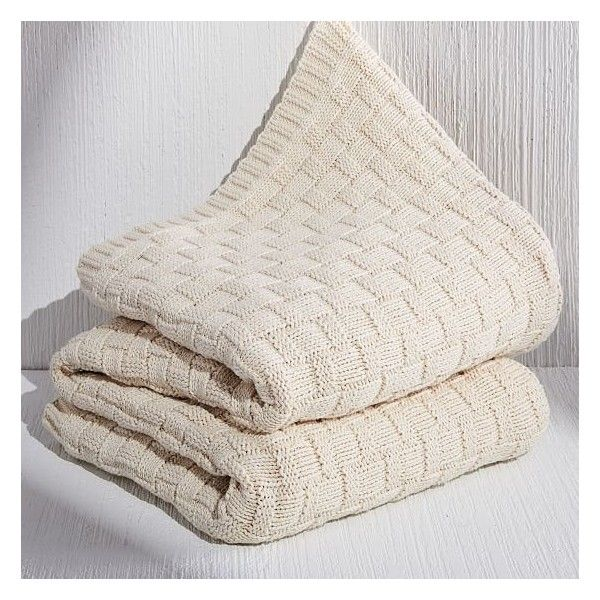 West Elm Throw Blanket Interesting West Elm Made Here New York Not Your Average Basketweave Throw $135 2018