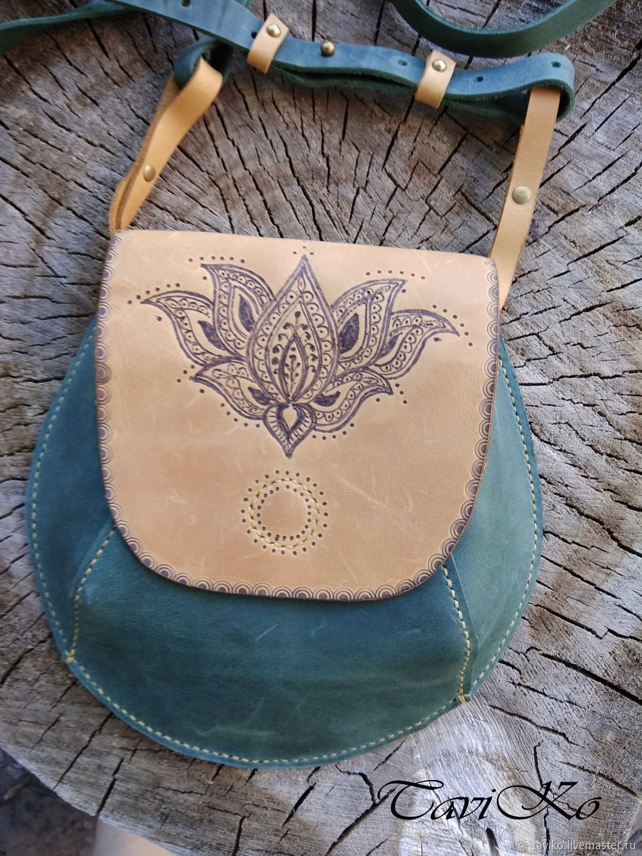 Женские сумки ручной работы. Ярмарка Мастеров - ручная работа. Купить  Маленькая летняя сумочка через eea000c2cfa