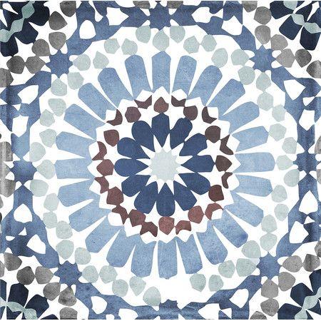 Moroccan Kaleidoscope Wall Art