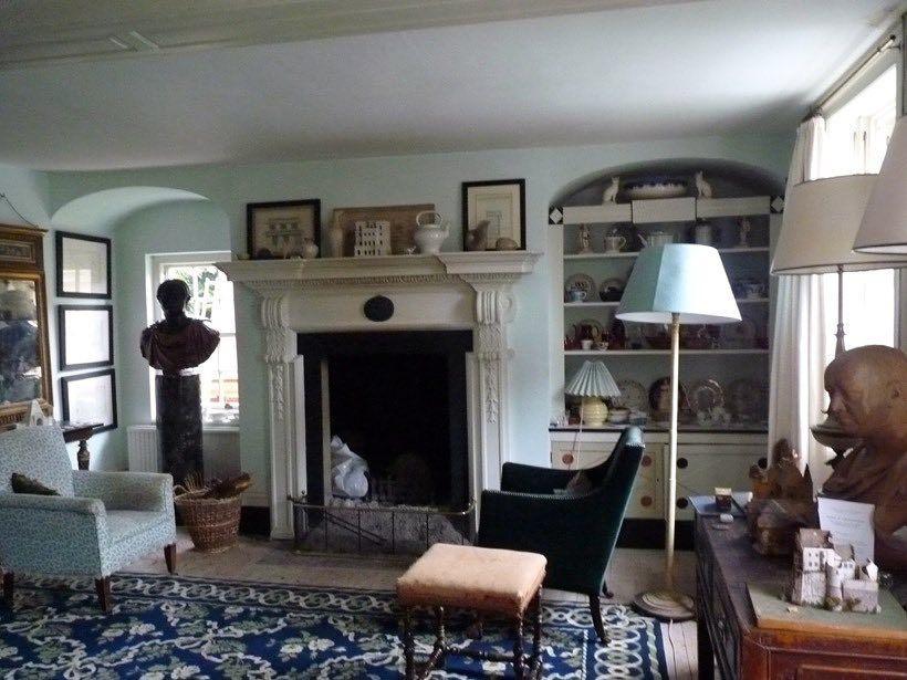Bibleofbritishtaste On Instagram Big Old House Fen Land The Drawing Room