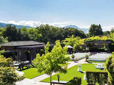 The Estate Yountville Vintage House And Hotel Villagio Wedding