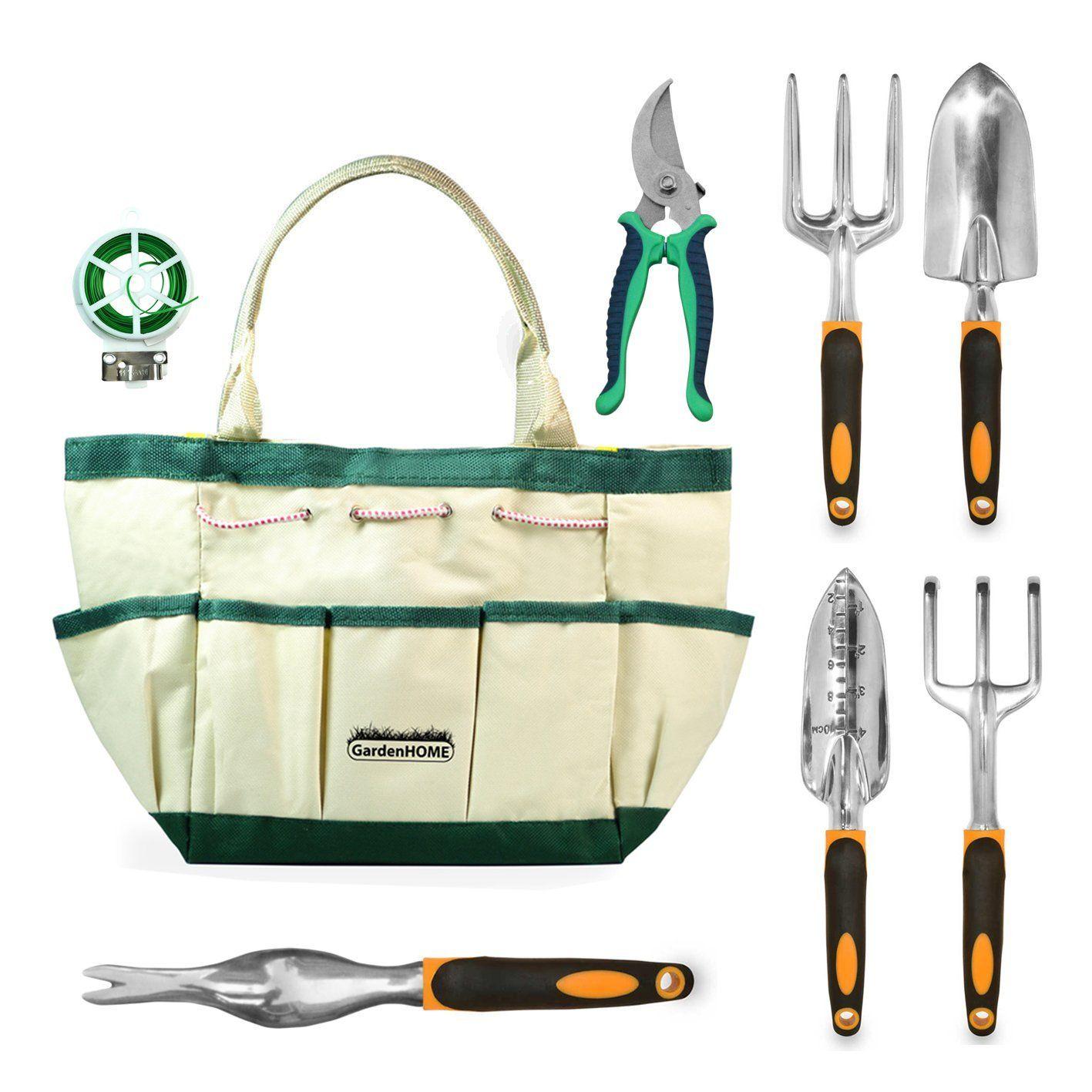 Recomeneded 8 Piece Garden Tool Set Gardening Tools Garden Tool