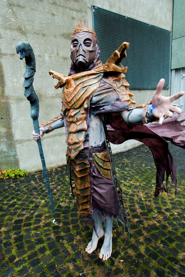 dragon priest cosplaycorroder666 on deviantart | cosplay