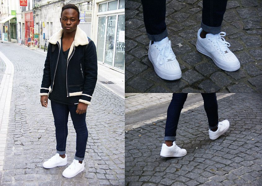 Outfit Men Nike Air Force 1 Outfit | Nike air force outfit ...