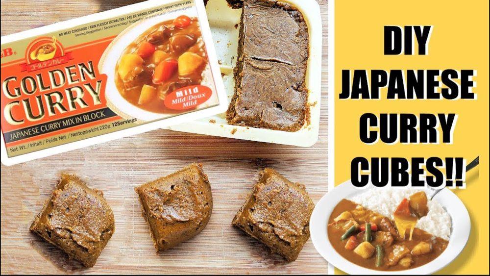 Japanese Curry Cube Recipe Vegan Gluten Free Oil Free Youtube Cube Recipe Gluten Free Oil Free Japanese Curry