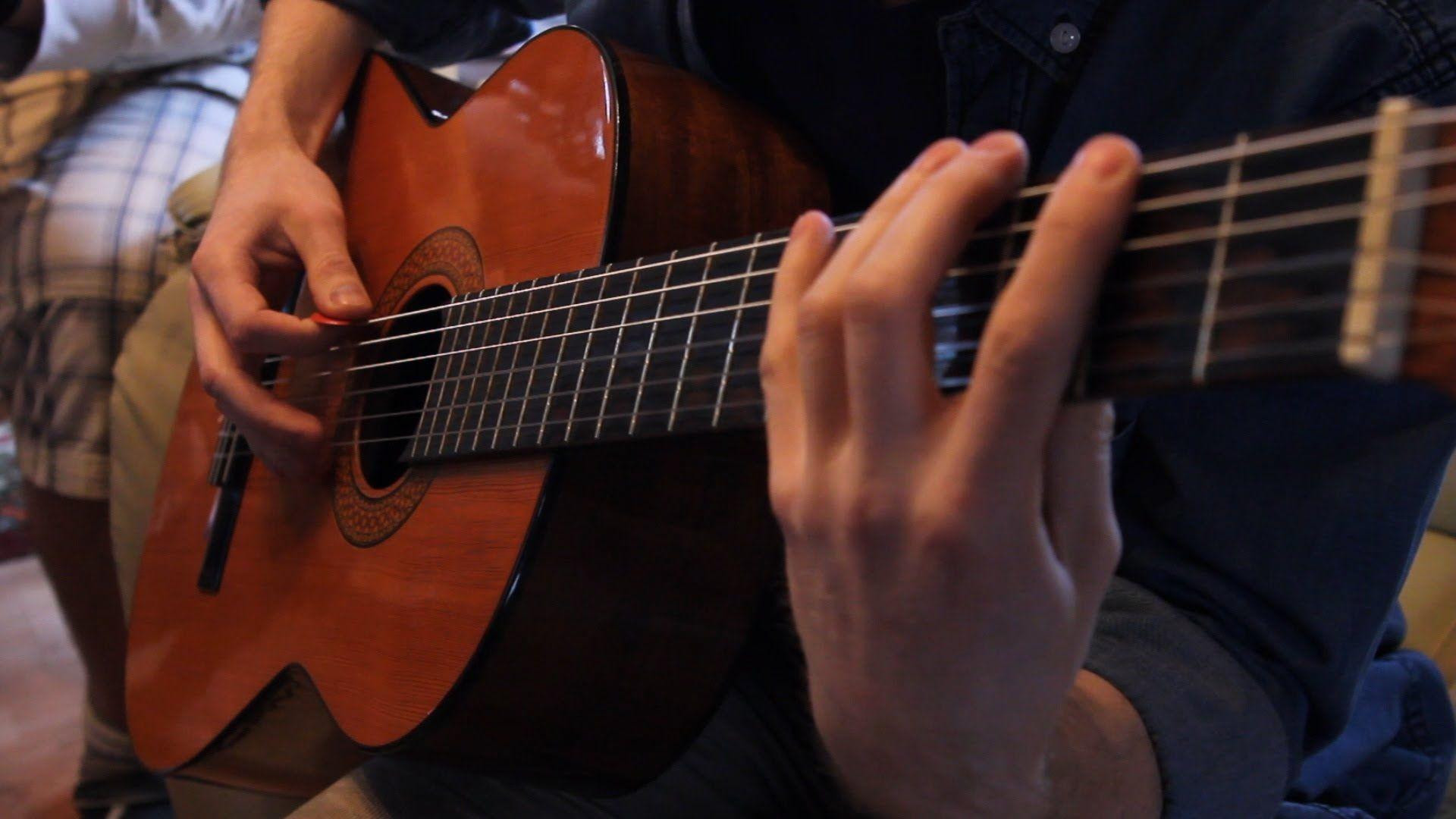 The Eagles Hotel California Tab Instrumental Acoustic Guitar Duet