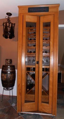 Phone Booth Ahi Designs Rochester Ny Wine Rack Storage Locker Storage Phone Booth