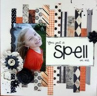 A Project by maxadriane from our Scrapbooking Gallery originally submitted 10/22/12 at 01:50 PM