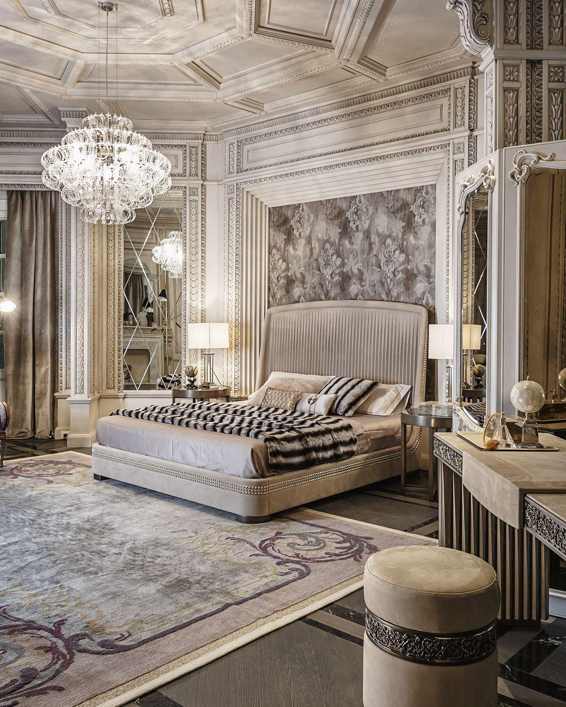 3d Design Bedroom Art Deco: Bruno Tarsia _ Photo