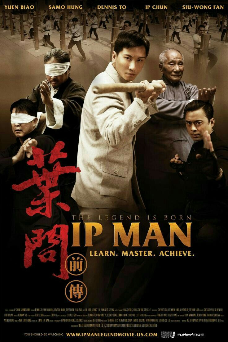Pin By Ken Lee On Movie Posters Ip Man Movie Ip Man Fight Movies