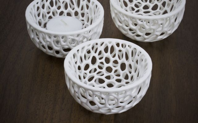 3d printed Candleholders