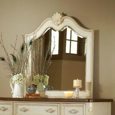 One Allium Way Brecon Dresser Mirror