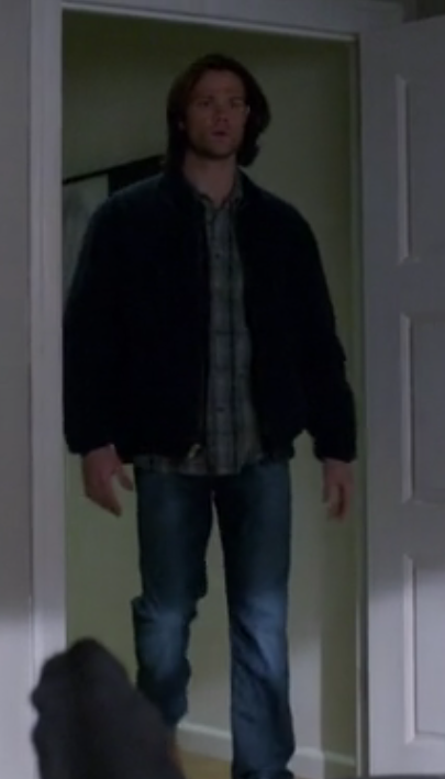 Jared Padalecki is basically the size of a door. & Jared Padalecki is basically the size of a door. | Hey these guys ...