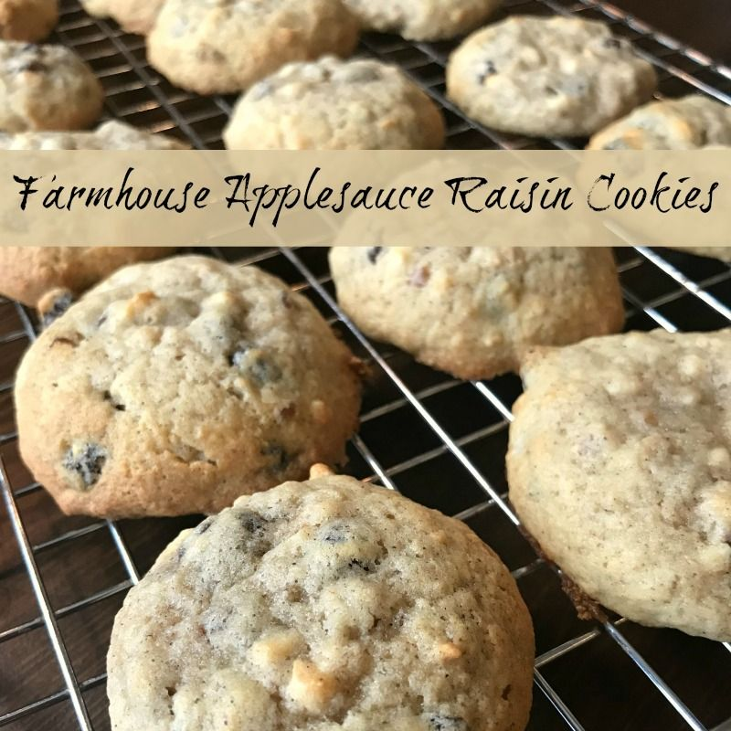 Do you need a new easy cookie recipe? These Farmhouse