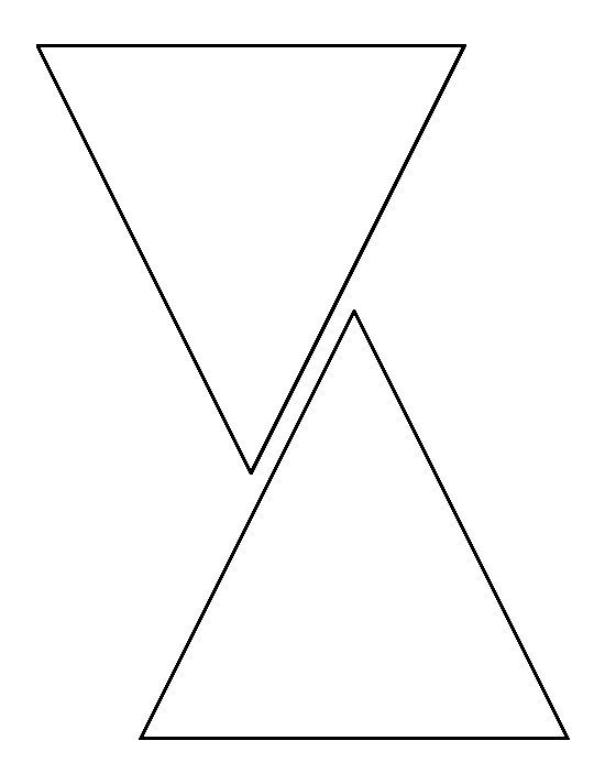 Wild image for printable triangles