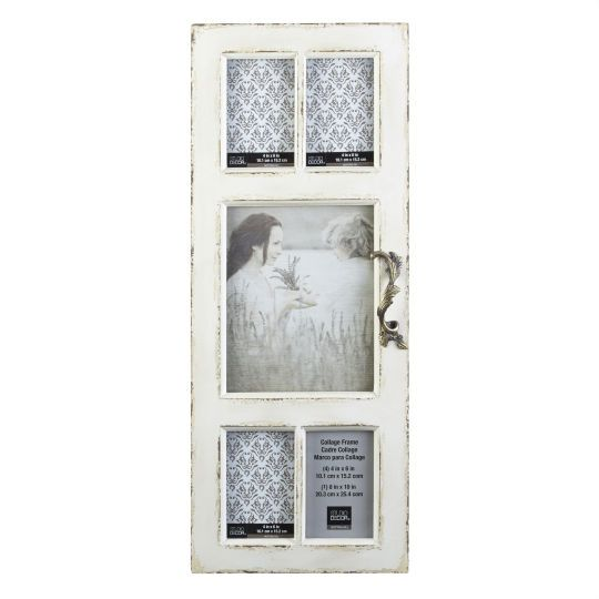 Studio Décor® Viewpoint Notting Hill Window Collage Frame, 5 ...