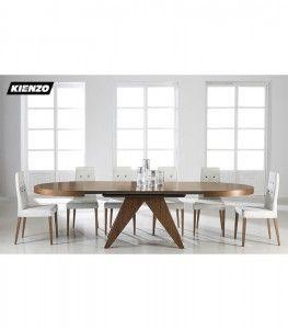 MESA COMEDOR ROS EXTENSIBLE | Home decor, Dining table, Decor