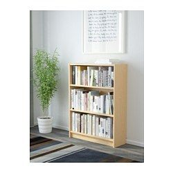 Billy Bookcase Birch Veneer