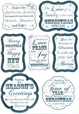 free christmas card verses to print google search
