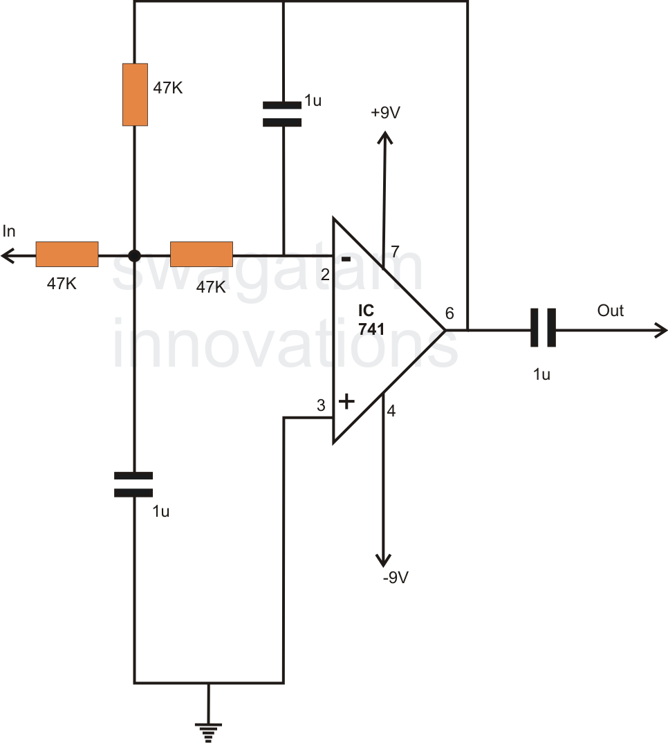 If You Are Looking For A Simple Active Low Pass Filter Circuit Then Fet Amplifier Electronic Circuits And Diagramelectronics Probably Wont Find Anything Better Than One Thats Been Described Here