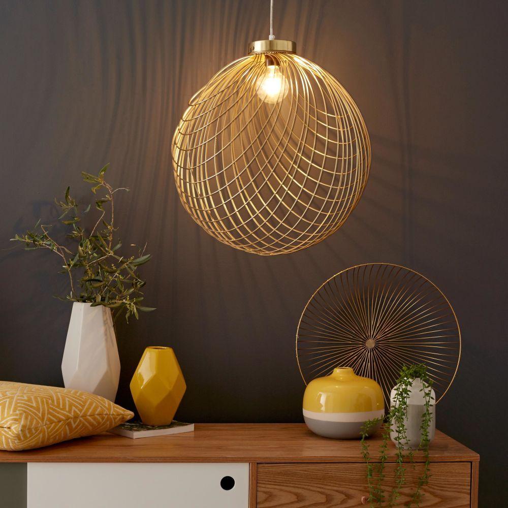 Suspension luminaire ou lampe suspension design   Chambre à ...